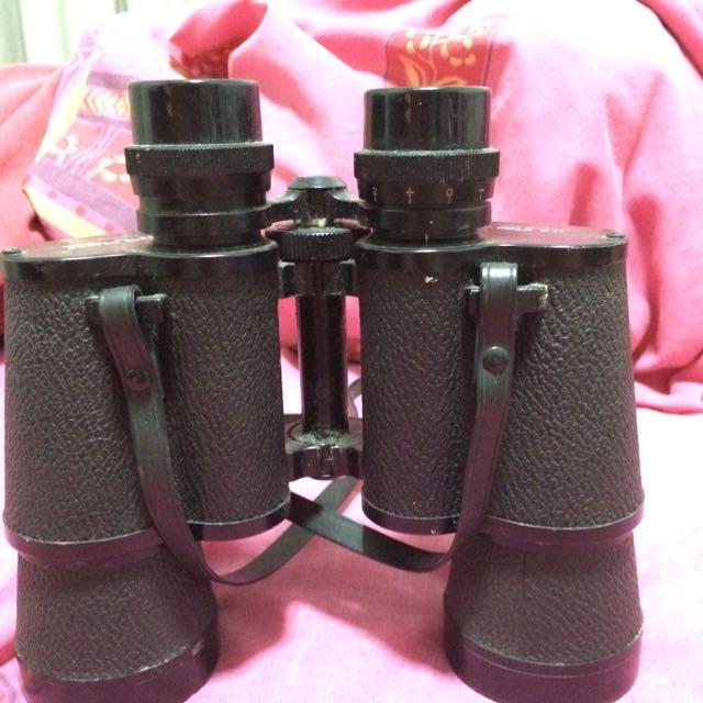 Rare Cardinal Binoculars