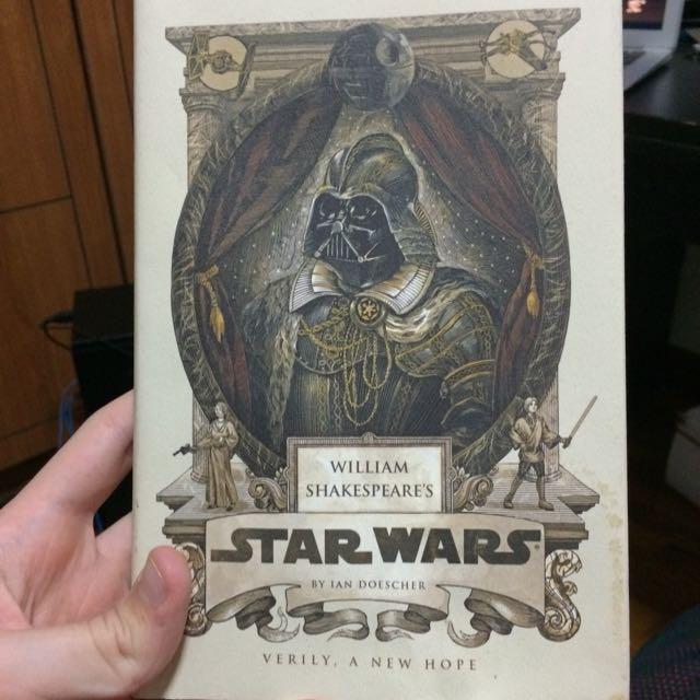 Star Wars William Shakespeare
