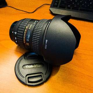 USED Tokina AT-X 124 PRO DX II (Nikon F Mount) (Reserved)