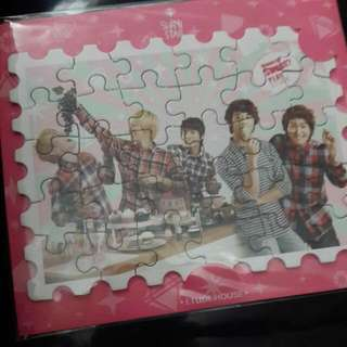 Shinee Etude House Mini Puzzle (30 pieces)