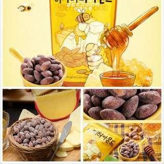 超夯熱賣健康零食 ★ 韓國進口 Tom's Honey Butter Mixnut 蜂蜜奶油綜合堅果