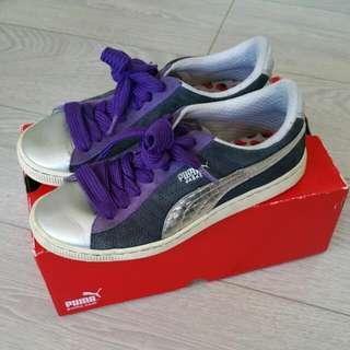 Custom Designed Women's PUMA Sneakers