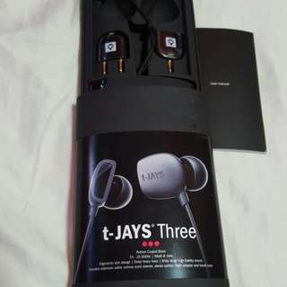 t-Jays Three