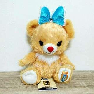 🆕大學熊 杏仁 克莉斯汀第二代娃娃
