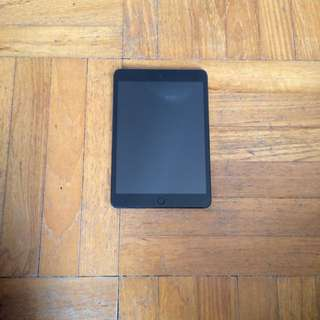 iPad Mini 1 Black