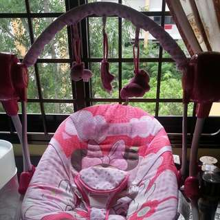 Battery Operated Baby Swing With Melody