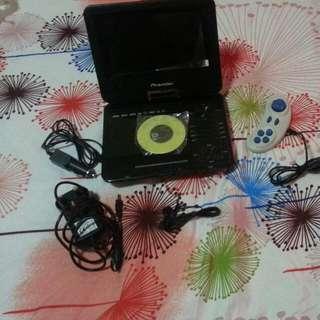 Premier Dvd Portable Player
