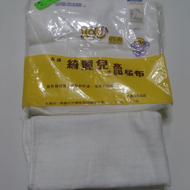 含運!環保布尿布內墊12片
