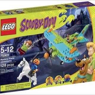 Lego 75901 史酷比系列 超可愛😍南瓜騎士