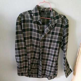Authentic Flannel Shirt