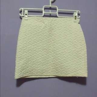 韓國購入立體窄裙