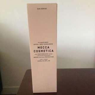 To Save Body - SPF30+ Body Sunscreen - Mecca Cosmetica