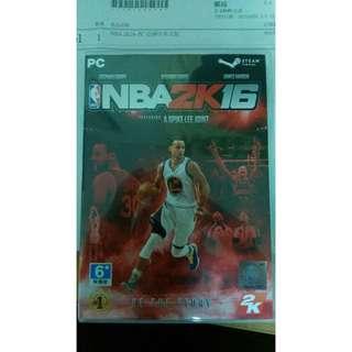 NBA 2K16-PC亞洲中英文版