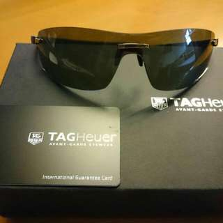 909880c196 Geninue Tag Heuer Limited Edition Sunglass. Reserved