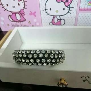 滿鑽水鑽手環