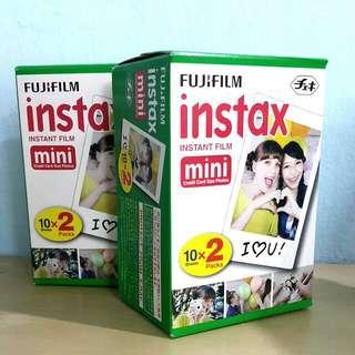 Instax Mini Film Twinpack (20s)