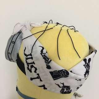 無瑕疵👉🏻超特別頭巾