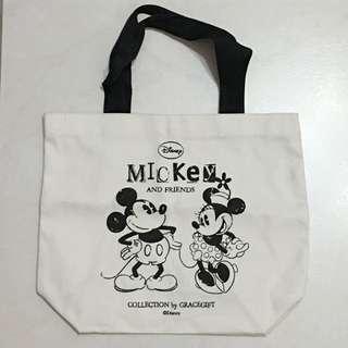 Disney-米奇米妮購物袋