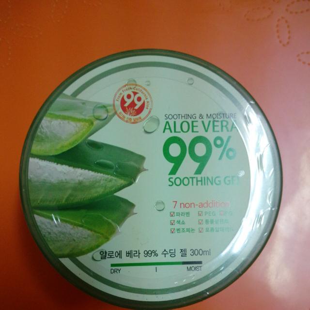 蘆薈99%補水凝膠