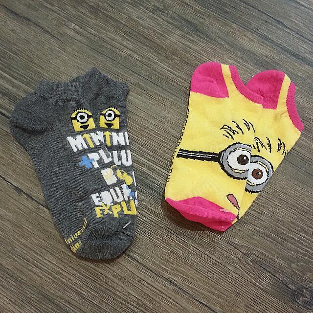 小小兵襪子