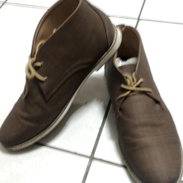 休閒紳士鞋