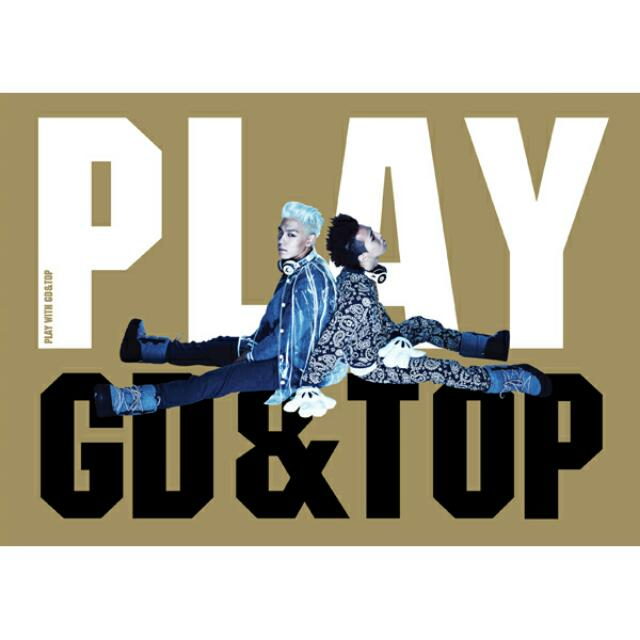 Big Bang Play GD&TOP