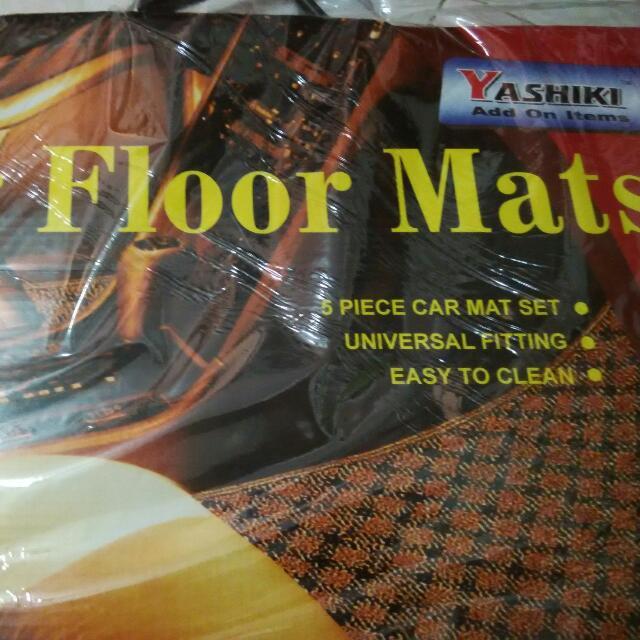 Car floor mat Mattress, Carpets