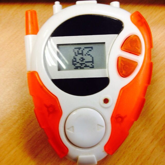 Digimon Digivice D3 Orange