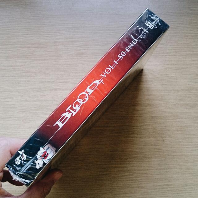 blood+ dvd complete collection