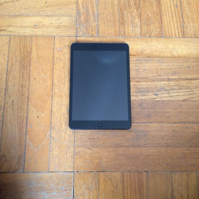 iPad Mini 1 Black