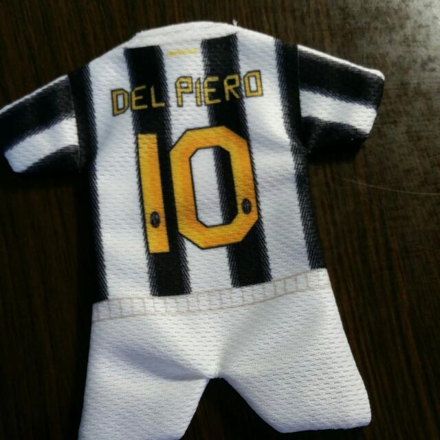 best website 7cf9b 82c63 Mini Size Juventus Alessandro Del Piero Jersey, Sports on ...