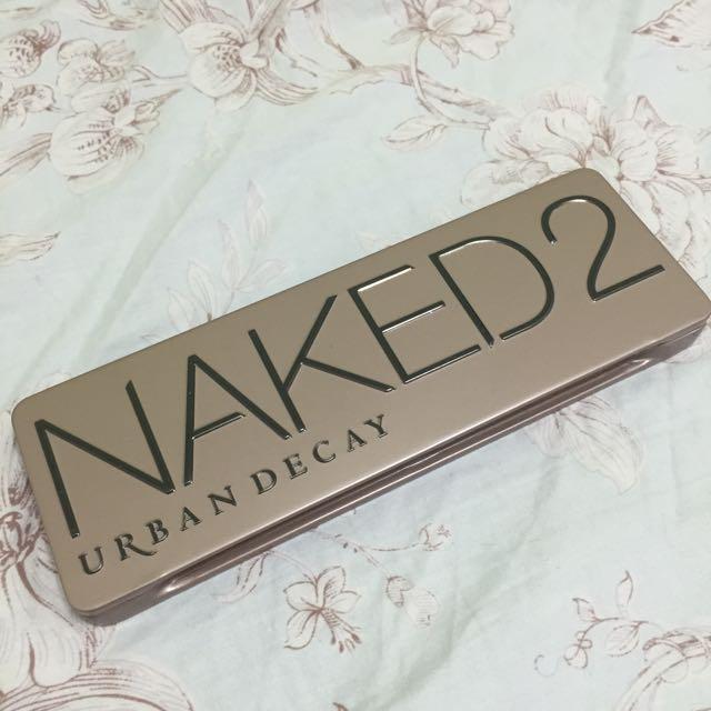 Naked2 眼影盤