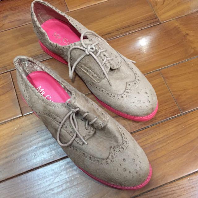 NEW✨Mr. Cat巴西真皮革鞋