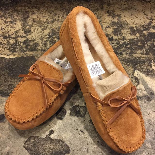 UGG冬季羊毛休閒鞋
