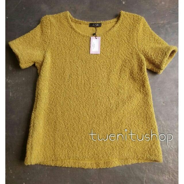 Yellow top brand KIVA
