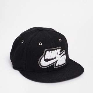 Nike Cap 黑色 帽子