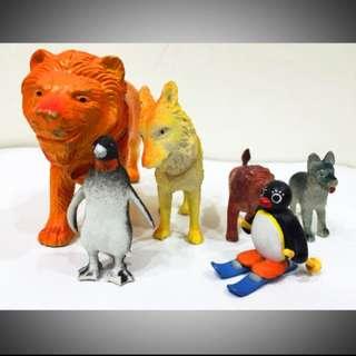 整個家裡都是你的動物星球頻道👍🏻送企鵝家族
