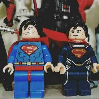 Superman Man Of Steel (Lego Sheng Yuan Decool)