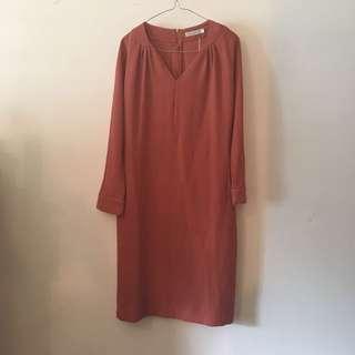 Kinki Gerlinki Crepe Dress