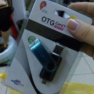 手機OTG 轉USB 接電腦 讀卡機