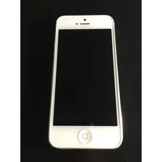 iPhone 5 32g (Negotiable)