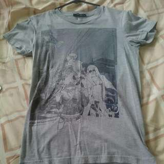 American Apparel Graphic Tee