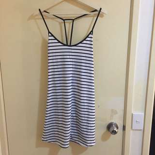 Gamiss Stripey Dress