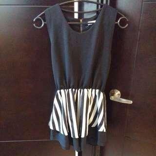 2手商品 無袖連身短版裙