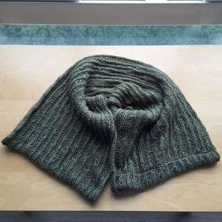 暖冬繞頸圍巾