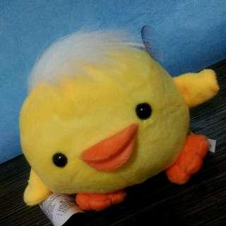 可愛的小雞娃娃