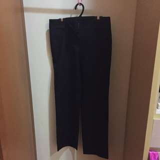 G2000 Wide Leg Trousers in Black