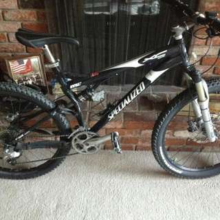 Specialized Fsr Xc Comp Upgraded