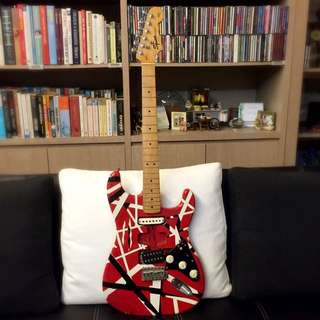 Frankenstrat Project (Squire)
