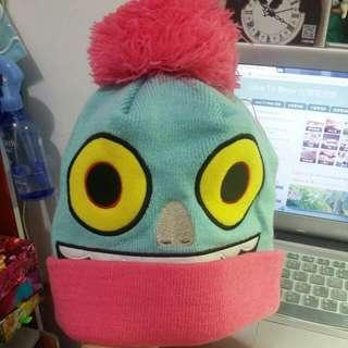 Hat's on elstinko 怪獸毛帽